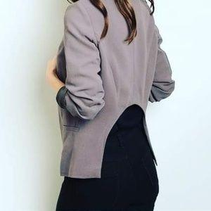 Jackets & Blazers - Mocha Blazer